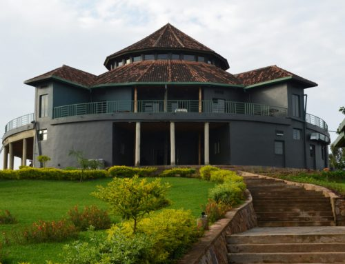 Nyungwe Top Hill View Lodge