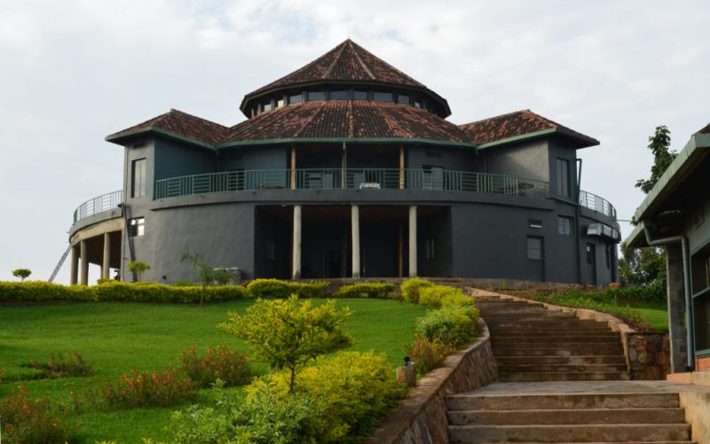 Nyungwe Top Hill View Hotel
