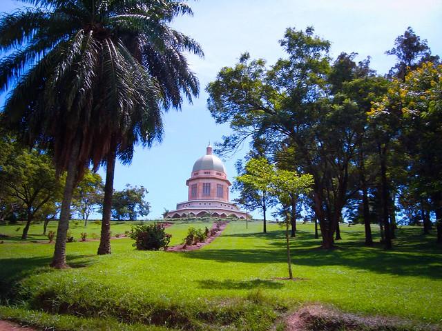 Bahai Temple Kampala - Gardens