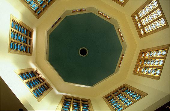 Bahai Temple Kampala - Inside Structure