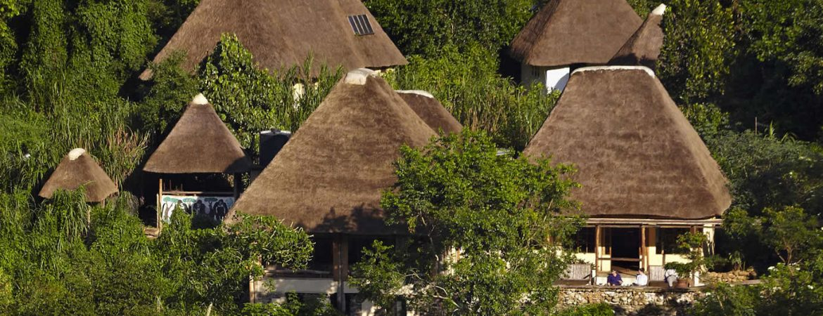 Accommodation in Bwindi