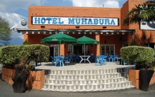 Hotel Muhabura Rwanda