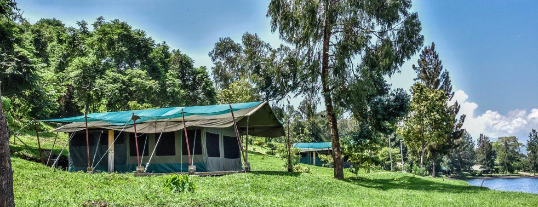 Tchegera Island Tented Camp