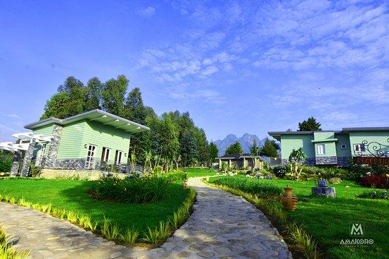 Amakoro Songo Lodge