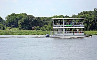 4 days Murchison Falls with Delta Boat Cruise
