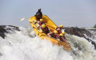 2 Days Mabira Forest & Itanda Falls Tour