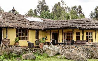 Gahinga Lodge