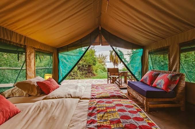 Ruzizi Tented Camp