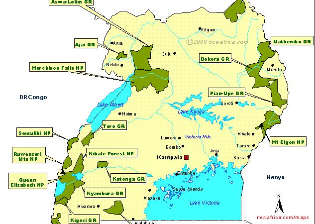 Uganda Safari National Parks