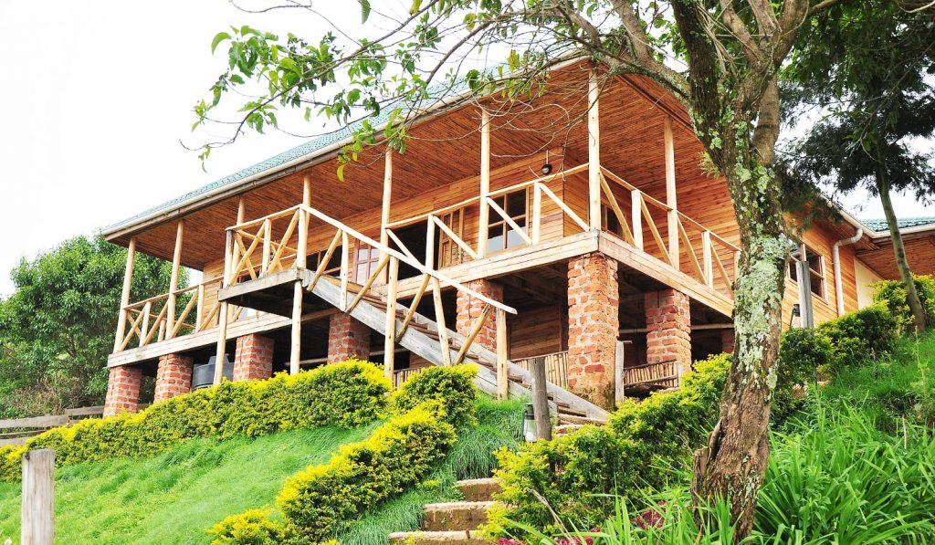 Ruhija Gorilla Lodge