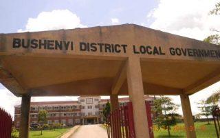 Bushenyi District