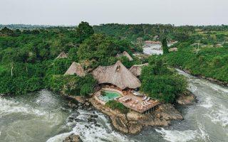 Wild waters lodge Jinja