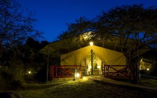 Mbuzi Mawe Serena Serengeti Camp
