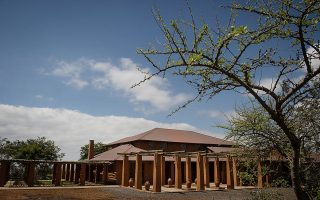 Mawe Mawe Manyara Lodge