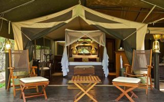 Mara Intrepid Tented Camp