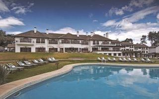 Fairmont Mount Kenya Safari Clubs