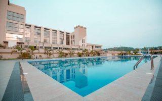 Kivu Marina Bay Hotel