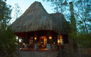 Engari Hill Eco Lodge