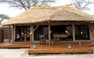 Oliver's Tented Camp