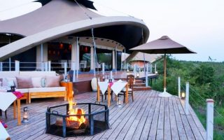 Finch Huttons Luxury Tented Camp