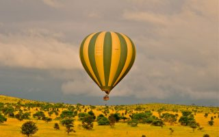 3 Days Serengeti Hot Air Balloon safari