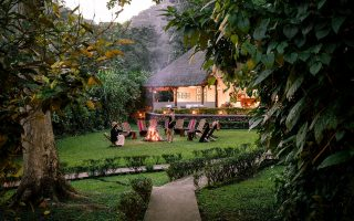 Sanctuary Gorilla Forest lodge