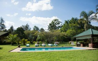Meru View Lodge